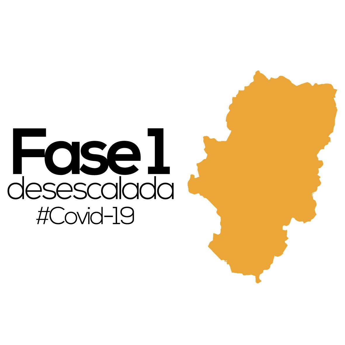 Fase 1 desescalada Covid-19